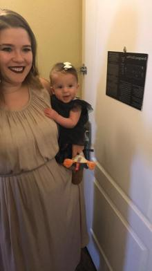 Ellie wedding date